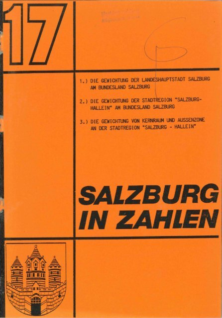 ^ 3 Hill IIIII - Stadt Salzburg