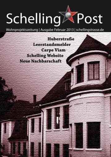 Huberstraße Leerstandsmelder Carpe Viam Schelling Website ...