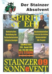 Zeitung Juni 09.qxd - LFS Stainz