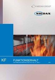 FUNKTIONSERHALT - Niedax