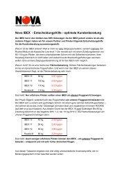 Nova Ibex - Fliegen-ist.de