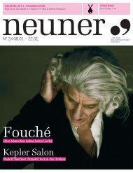 Neuner, Ausgabe 3: 8. Januar - Linz09