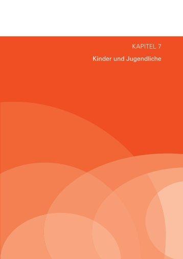 KaPiTel 7 Kinder und Jugendliche - SPD-Landtagsfraktion Bayern