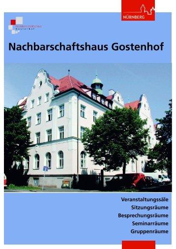 Übersicht über das Raumangebot - Stadt Nürnberg