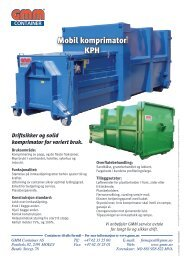 Mobil komprimator KPH - Bigbook