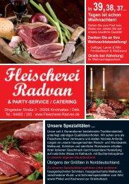 Party-Service / catering Unsere Spezialitäten ... in 39 ... - Einzelkind.biz