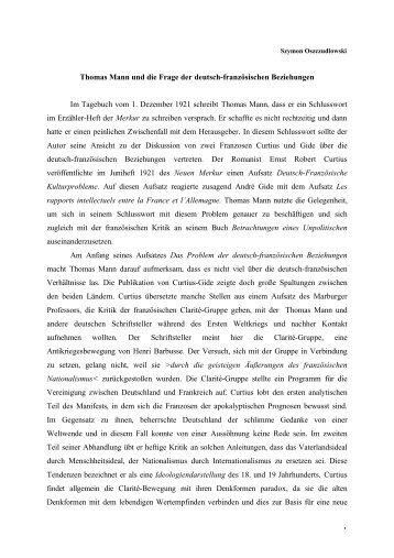 PDF ansehen - Thomas Mann