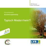 Typisch Niederrhein?! - Landschaftsverband Rheinland