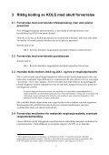 Retningslinjer for koding av kronisk obstruktiv lungesykdom ... - KITHs - Page 2