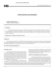Intoxicación por Anisakis. - edigraphic.com