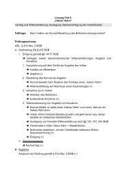 """Lösung Fall 5 """"Halver Hahn"""" Vertrag und Willenserklärung ..."""
