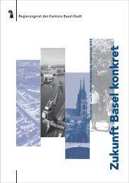 Zukunft Basel konkret - Amt für Umwelt und Energie - Basel-Stadt