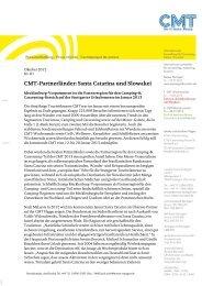 PDF (378 KB) - Messe Stuttgart
