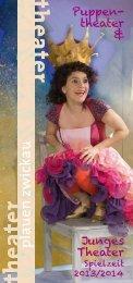 Puppen- theater & Junges Theater - JANET SCHAER