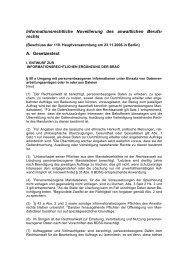 August 5, 1996 - Bundesrechtsanwaltskammer