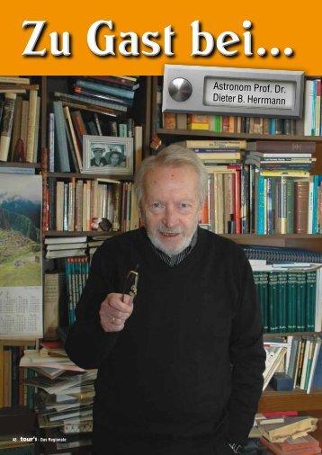 lesen - Dieter B. Herrmann