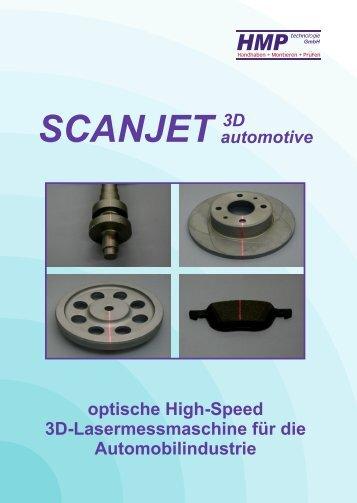 optische High-Speed 3D-Lasermessmaschine für die ... - HMP
