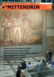 Mittendrin Nr. 19 - Dinslaken-Lohberg
