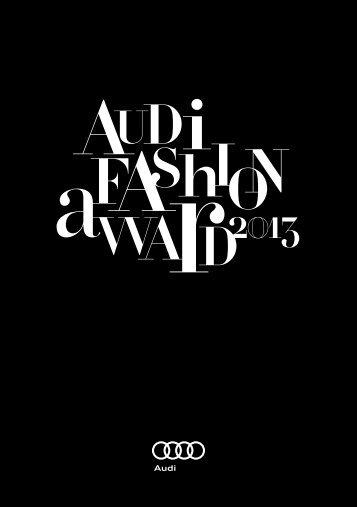 Informationen - Teilnahmebedingungen und Timings - Audi Fashion ...
