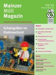 Mainzer Müll Magazin