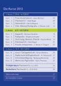 Sommer Akademie - Bildungshaus Zeppelin - Seite 3