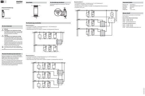 MEG5130-0000 PlusLink-Erweiterung