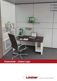 Trennwände – Lindner Logic - Quadro-Office-Nord