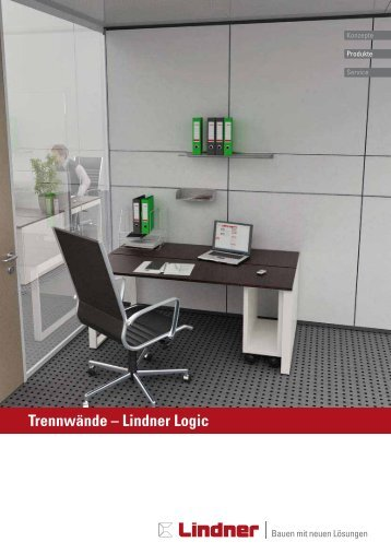Trennwände – Lindner Logic - Quadro-Office-Nord