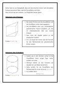 Volumen geometrischer Körper - Page 3