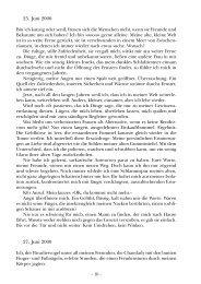 25. Juni 2000 27. Juni 2000 - Asaro Verlag