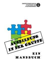 Ein Handbuch - Pfadfinder und Pfadfinderinnen Österreichs