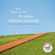 Broschuere NeueWege vor Ort Dortmund 2012 - Gute Arbeit für ...