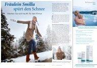 Naturkosmetik Winterhaut - schmtz.de
