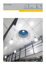 Innenausbau Technische Details - AMS GmbH