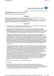 Page 1 of 4 Bundesfinanzhof 07.11.2012 http://juris.bundesfinanzhof ...