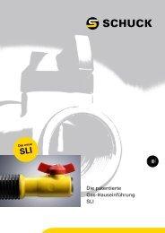 Die patentierte Gas-Hauseinführung SLI