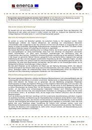 Kongenitale dyserythropoetische Anämie Typ II _CDA II__al - Enerca