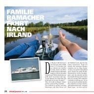 Familie RamacheR FähRt nach iRland - Irish-net