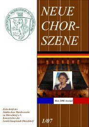 NC 07 01 alle Seiten A5 - beim Städtischen Musikverein zu ...