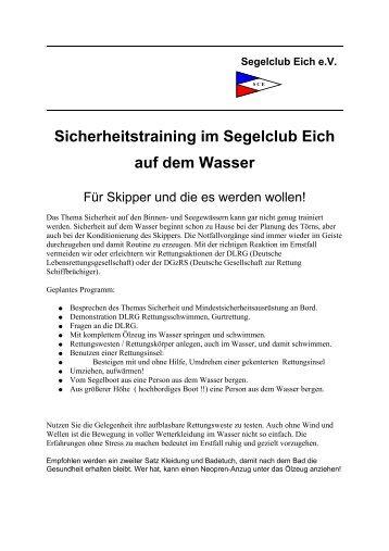 3 free Magazines from SEGELCLUB.EICH.DE