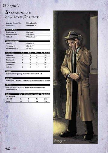 Geheimnisse der Oberwelt Preview - Rollenspiel-Almanach