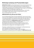 BERUSYNTH CU 250 erheblich verbessert ! - Carl Bechem GmbH - Seite 2