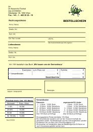 bestellformular als pdf - aap architekten