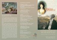 Faltblatt zur Ausstellung - Jena