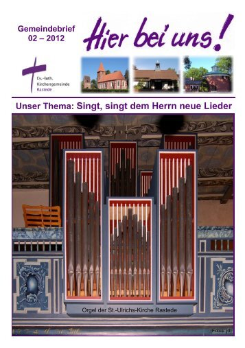 02-12 Singt Internetausgabe.pub - Ev.-luth. Kirchengemeinde Rastede