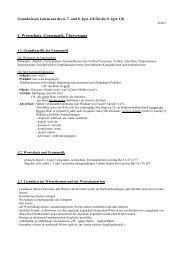 1. Wortschatz, Grammatik, Übersetzung - Carl-Orff-Gymnasium
