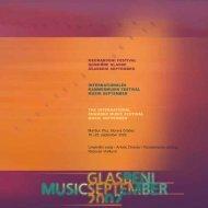 Katalog GS 2002.indd - glasbeni september - Narodni dom Maribor