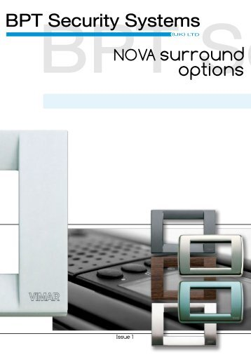 Nova Surrounds - Online Security Products