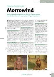 Morrowind - GameStar