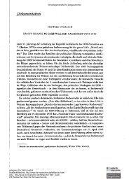 Ernst Thapes Buchenwalder Tagebuch von 1945
